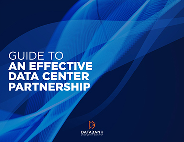 [Image for AN EFFECTIVE DATA CENTER PARTNERSHIP GUIDE